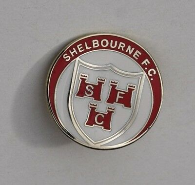 Shelbourne Football Club Pin Badge
