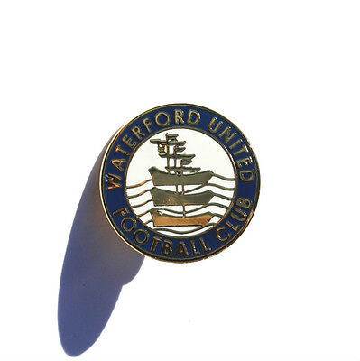 Waterford Football Club Pin Badge         .