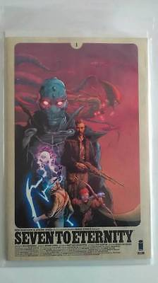 Seven to Eternity 1 NM Image Comics 2016 1st print