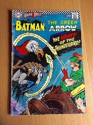 Dc Comics, Batman In , The Brave And The Bold #71, Vg+ / Fn Condition