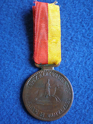 Paraguay: Medal for Tataiyba 1867.