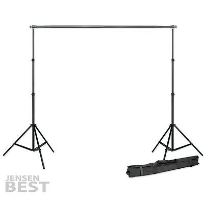 Background Support System for Photography 7x9ft USED