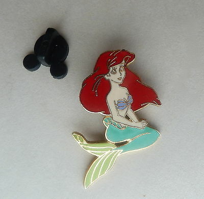 Disney Little Mermaid Lapel Hat Pin