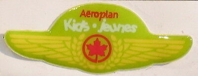 Aeroplan Kids Air Canada Junior Wings Sticker