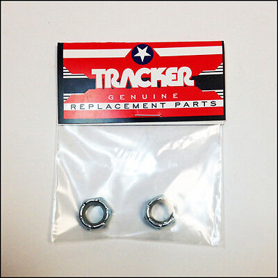 Tracker Trucks 2 Genuine Replacement Kingpin Lock Nuts