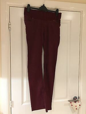 New Look Maternity Jeggings, Size 10