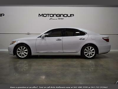 2008 Lexus LS  2008 Lexus LS 460 Automatic FRESH TRADE-IN, GREAT VALUE, CARFAX CERTIFIED FL