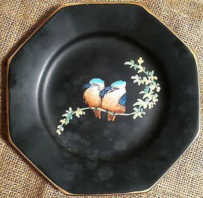 Kookaburra Cabinet Wall Decorative Plate Collectable Stoke On Trent