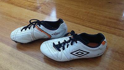 Boys Footy Boots Size 1 US