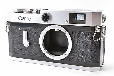 Excellent++ Canon model P Rangefinder Body for Leica LTM L39 from Japan 720410