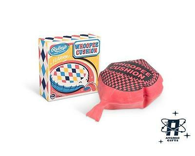 Ridleys Vintage Retro Joke Toy Whoopie Cushion New In Traditional Gift Box