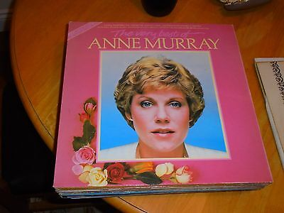 Lp/ Anne Murray /the Very Best Of (1981 Uk Capitol