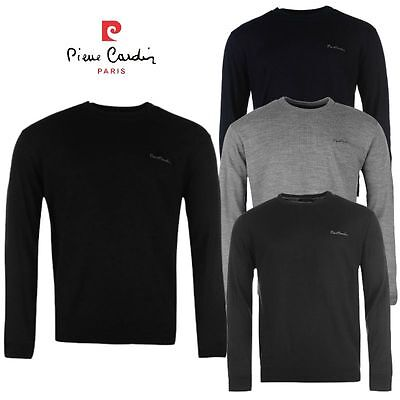"""Pull Homme col Rond """"Pierre Cardin"""" Sweat, neuf"""