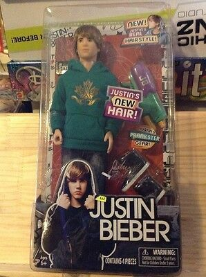 Justin Bieber,New Hair,Justin's Real Hairstyle,Doll,,JB Style Collection New