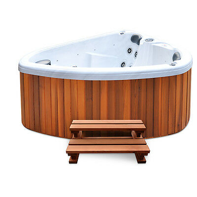 Spa out door portable hot tub 2 persons - Maxx spa