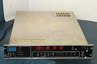 DataChron 3070-176 Model 3070 Time Code Generator Translator
