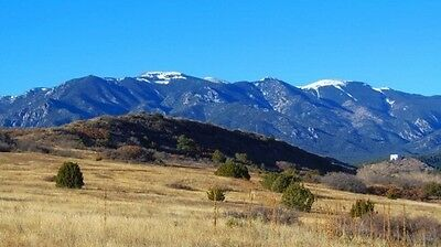 Great Residential Lot in Colorado City CO with Utilities and Views