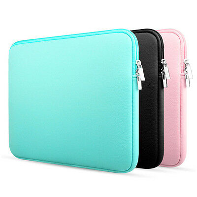 11-15'' Ultrabook Laptop Sleeve Case Bag Cover For Macbook HP Dell Toshiba ASUS