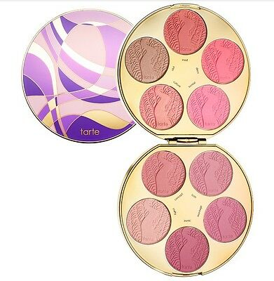 Tarte Amazonian Clay Blush Palette Holiday 2016 Limited Edition