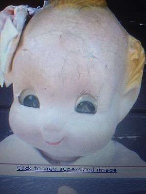 Antique,vintage Google Eye composition Kewpie Doll.WANTED TO BUY,