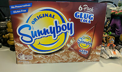 1 x Pack of Sunnyboy - Glug Cola 6 x 150ml In Pack NEW Sunny Boy - Express Ship