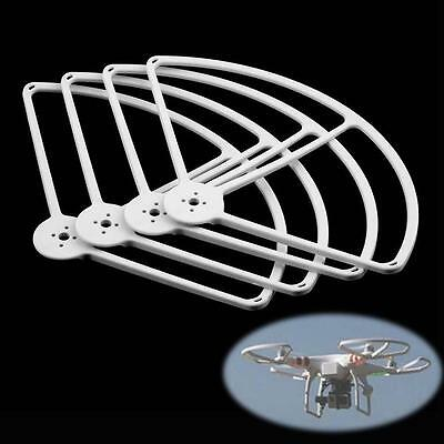 4x Prop Propellers Protective Nylon Blade Guard Ring for DJI F450/550 Helicopter