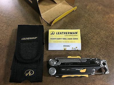 Leatherman Signal Multi-tool Brand new in the box #832265