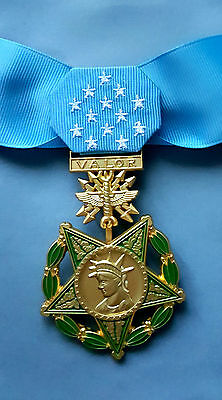 US Air Force MEDAL OF HONOR and RIBBON - Full Size - American WW2 Replica Award