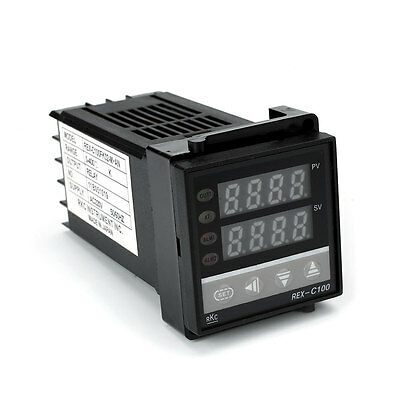 Professional Digital Electronic Thermostat Temperature Controller Thermocouple