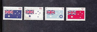 Australia Day 1991 set of 4 used stamps