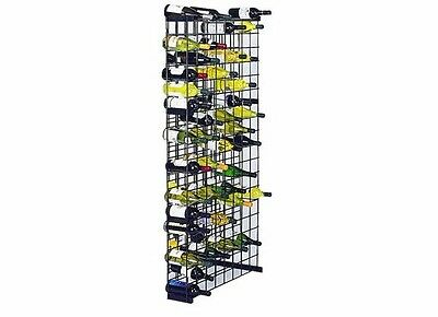 Metal Re-Bar Wine Rack - 152 Bottle!