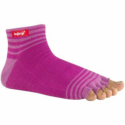 NEW Injinji YOGA Original Weight Micro Half-Toe