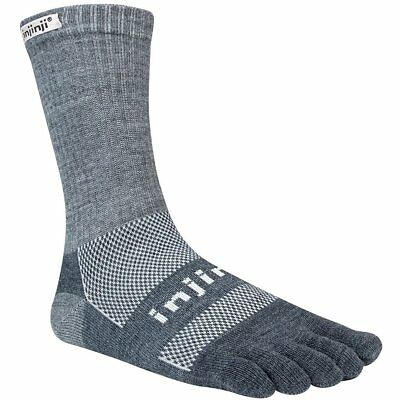 NEW Injinji OUTDOOR 2.0 Original Weight Crew
