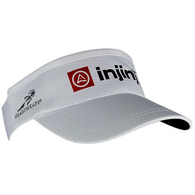 NEW Injinji Headsweats Race Visor