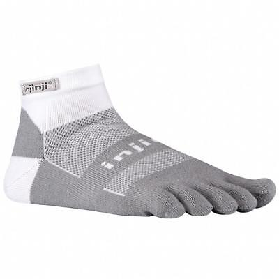 NEW Injinji RUN 2.0 Midweight Mini-Crew