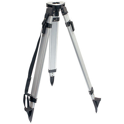 "Detroit ALUMINIUM QUICK CLAMP FLAT TRIPOD 1000-1650mm, 5/8""x 11 TPI Screw Thread"