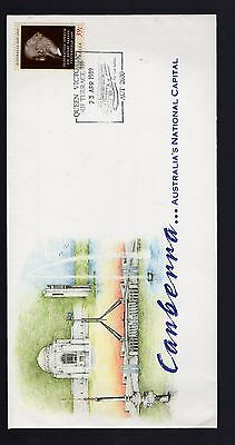Australia 1989 Canberra pictorial cover with The Mint Building pictorial cancel