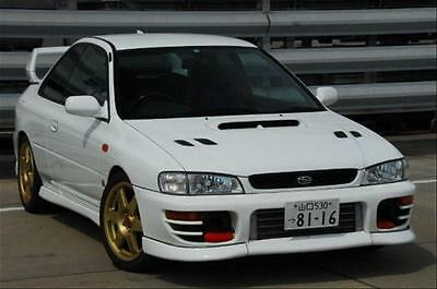 Subaru Impreza Turbo WRX Workshop Manual (inc STI) 93-07