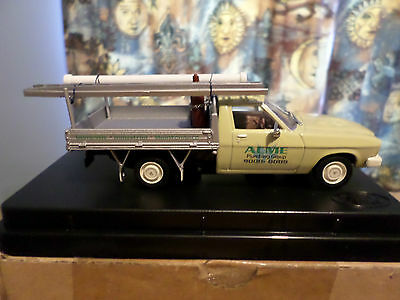 Trax Diecast Model Holden HQ One - Tonner Cab Chassis