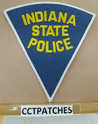 Indiana State Police Patch In 2