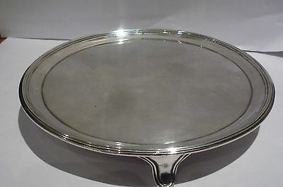 Super Georgian S/Silver Waiter/Card Tray Lon 1791 Gobehere & Wigan