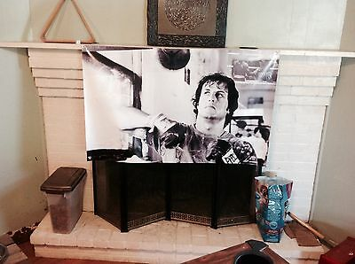 HUGE! 46x30apx ROCKY VINYL BANNER poster Floyd Mayweather. Mike Tyson. CREED.