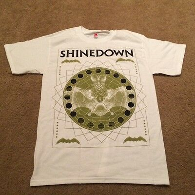 SHINEDOWN Bat T-SHIRT New NEVER WORN! SMALL UNISEX