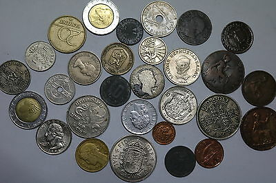 World Coins Useful Lot A55 Bb40