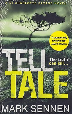 Tell Tale BRAND NEW BOOK by Mark Sennen (Paperback 2015)