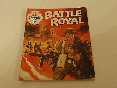 WAR PICTURE LIBRARY NO 515!,dated 1969!,GOOD for age,great 48!YEAR OLD issue.