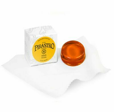 Pirastro Gold Violin Rosin Especially well suited for Gold gut strings