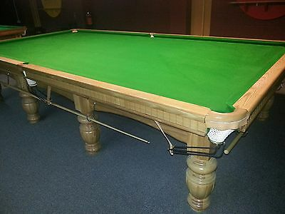 Full Size )12ft x 6ft) Snooker Table