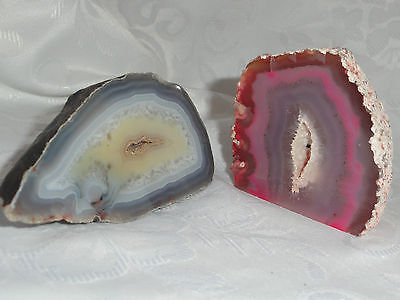 A pair of Polished Rocks