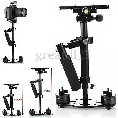 Professional S-40 40CM Handheld Stabilizer for Steadicam Video Camera DSLR w/Bag